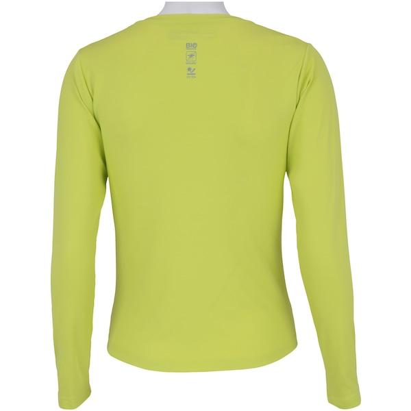 d6a8745e4 Camiseta Manga Longa com Proteção Solar UV Lupo Repelente - Feminina