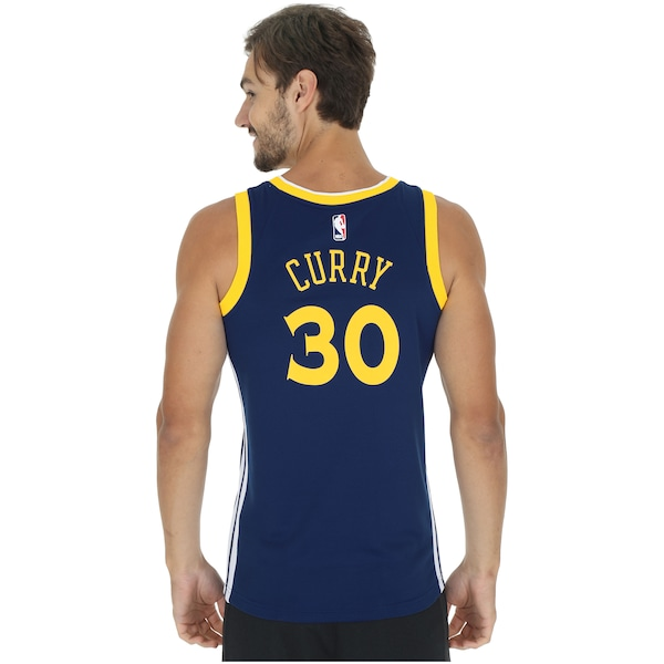 d8576fe96 Camiseta Regata Nike NBA Golden State Warriors nº 30 Curry - Masculina