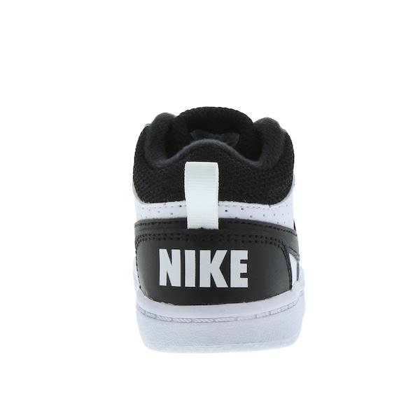 5b1dfbee2d7c7 ... Infantil Tênis Cano Alto para Bebê Nike Court Borough Mid TD ...