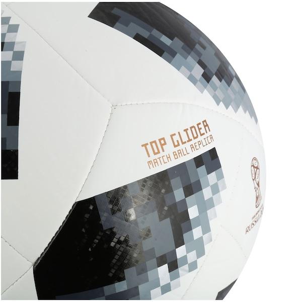 90c903003c9fc ... Bola de Futebol de Campo Telstar Oficial Copa do Mundo FIFA 2018 adidas  Top Glider ...