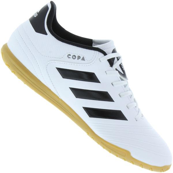 Chuteira Futsal adidas Copa Tango 18.4 IN - Adulto 23dfca63f4f5e
