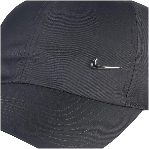 ... Boné Aba Curva Nike Sportswear H86 Metal Swoosh - Strapback - Adulto ... 0ed2d657865