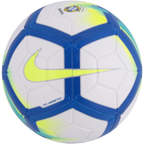 Bola de Futebol de Campo do Brasil Nike CBF Strike