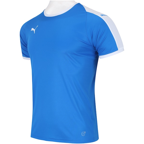 Camisa Puma Liga Jersey - Masculina 531ac6ab49ca