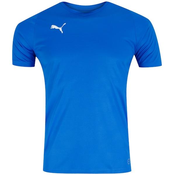 9e1ae70ad4e3d Camisa Puma Liga Jersey Core - Masculina