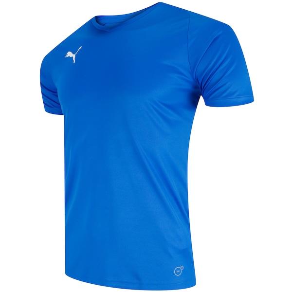 75b5740fd3 Camisa Puma Liga Jersey Core - Masculina