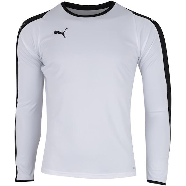 eb43e61cef Camisa Manga Longa Puma Liga Jersey LS - Masculina