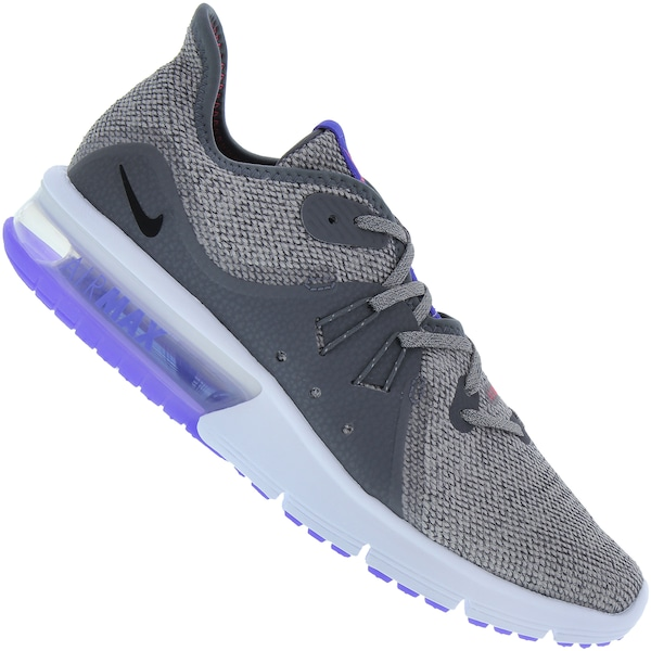0100b6699e9 Tênis Nike Air Max Sequent 3 - Masculino