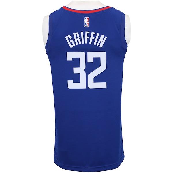 85fd5dea9 Camisa Regata Nike NBA Los Angeles Clippers Swingman Jersey Road - Masculina