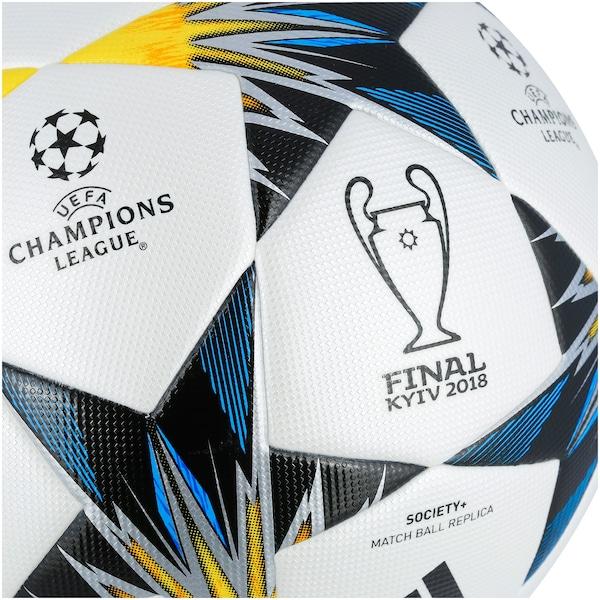 7652943c91280 Bola Society adidas Final da Champions League 2018 Kiev Top