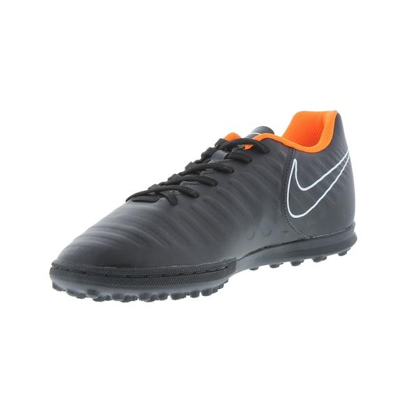 ba28f4281f Chuteira Society Nike Tiempo Legend X 7 Club TF - Adulto