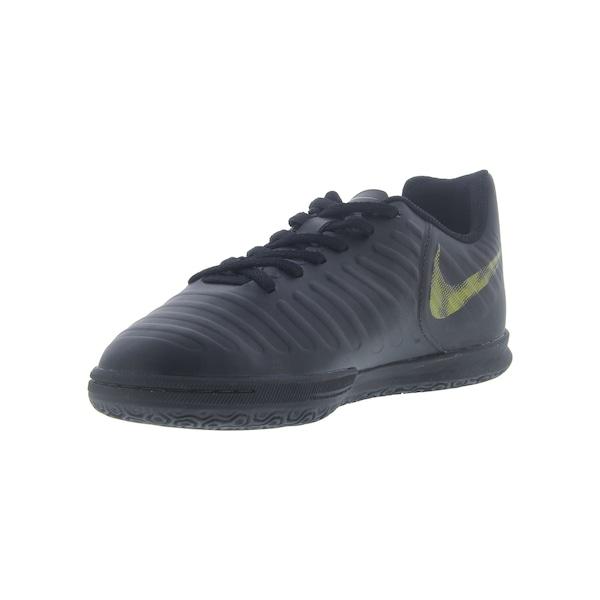 9a18584fcb Chuteira Futsal Nike Tiempo Legend X 7 Club IC - Infantil