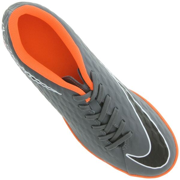 d1605a3150 ... Chuteira Futsal Nike Hypervenom Phantom X 3 Club IC - Adulto ...