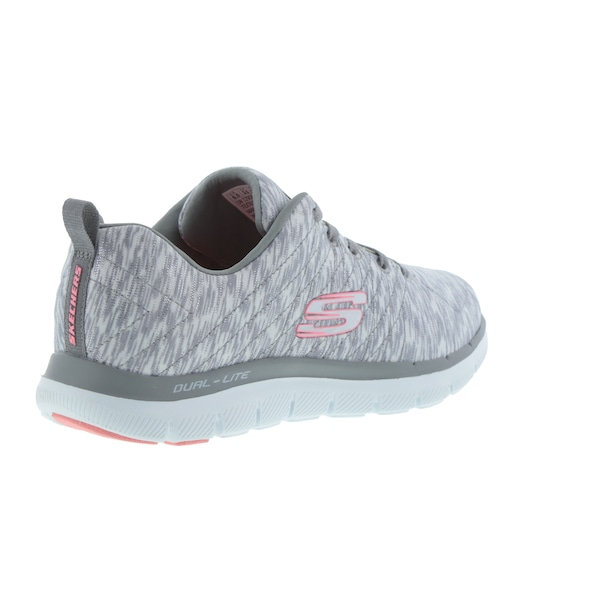 6e2767489d9 Tênis Skechers Flex Appeal 2.0 Reflection - Feminino