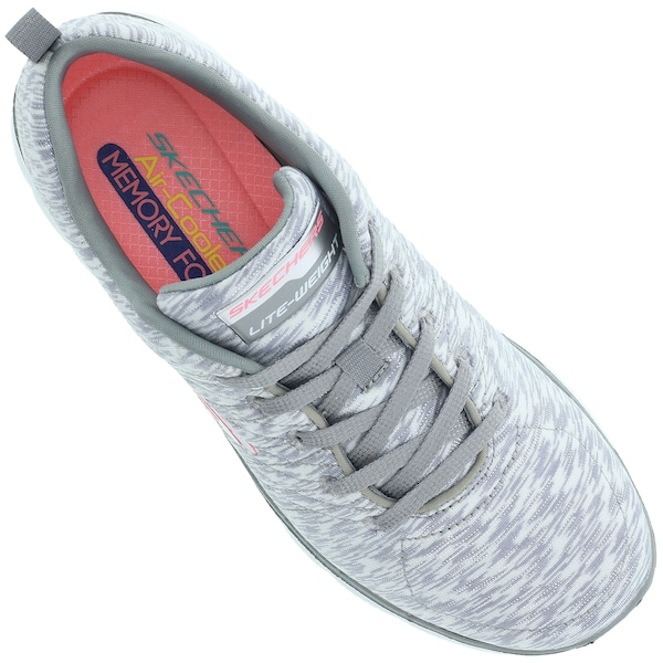 e16ba18b2cb Tênis Skechers Flex Appeal 2.0 Reflection - Feminino