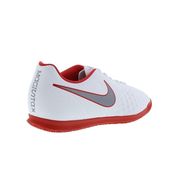 5610118c7c737 Chuteira Futsal Nike Magista Obra X 2 Club IC - Adulto