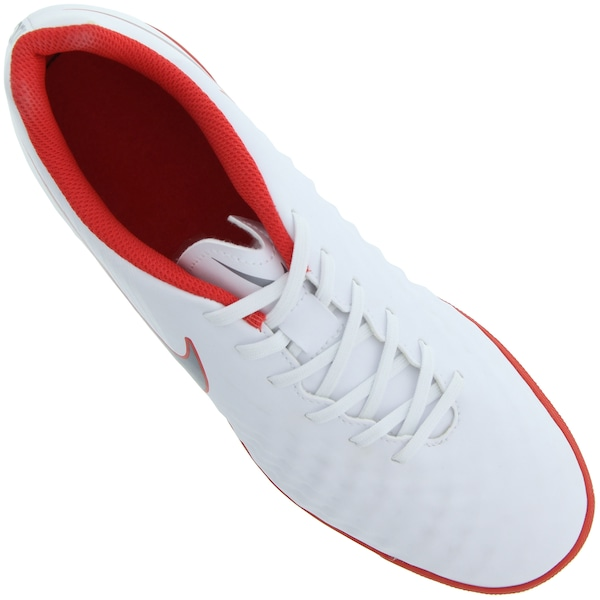 1e15832cd7d29 Chuteira Futsal Nike Magista Obra X 2 Club IC - Adulto