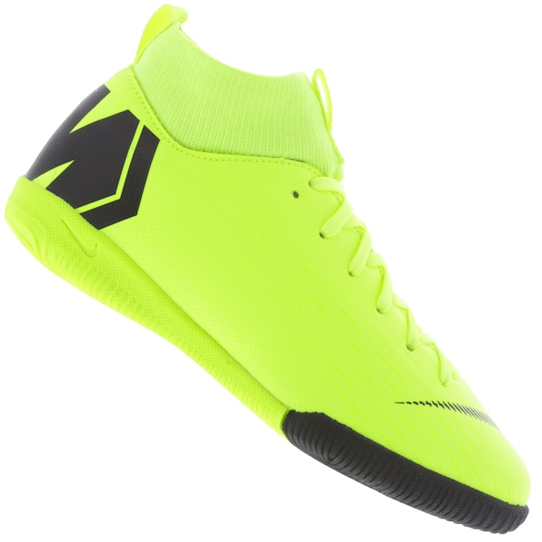 427ecae872 Chuteira Futsal Nike Mercurial Superfly X 6 Academy GS IC - Infantil