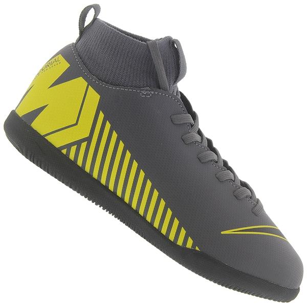 8ddbb341e13 Chuteira Futsal Nike Mercurial Superfly X 6 Club IC - Infantil