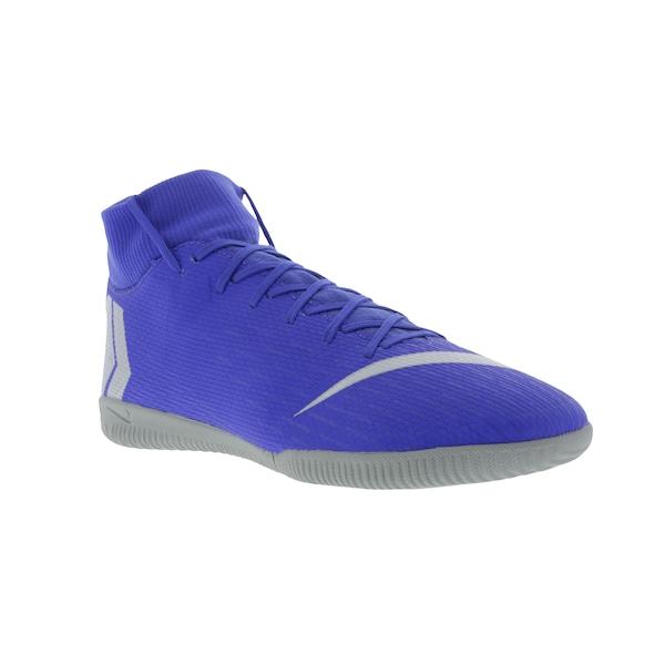 f211b3c34 Chuteira Futsal Nike Mercurial Superfly X 6 Academy IC - Adulto