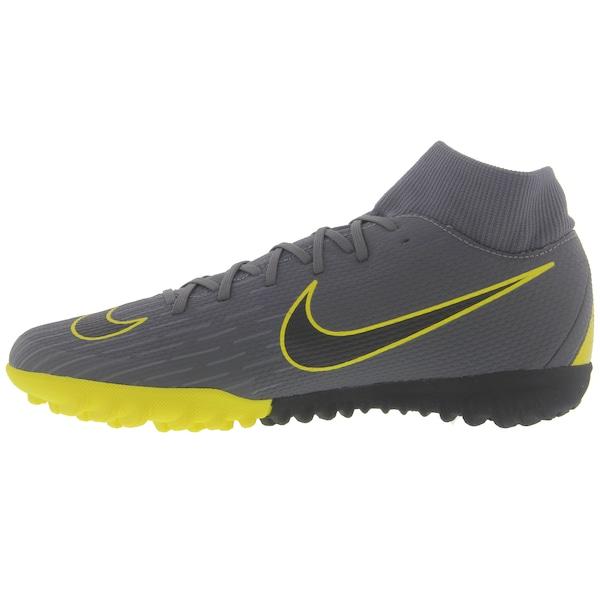9675e38868b6e Chuteira Society Nike Mercurial Superfly X 6 Academy TF - Adulto