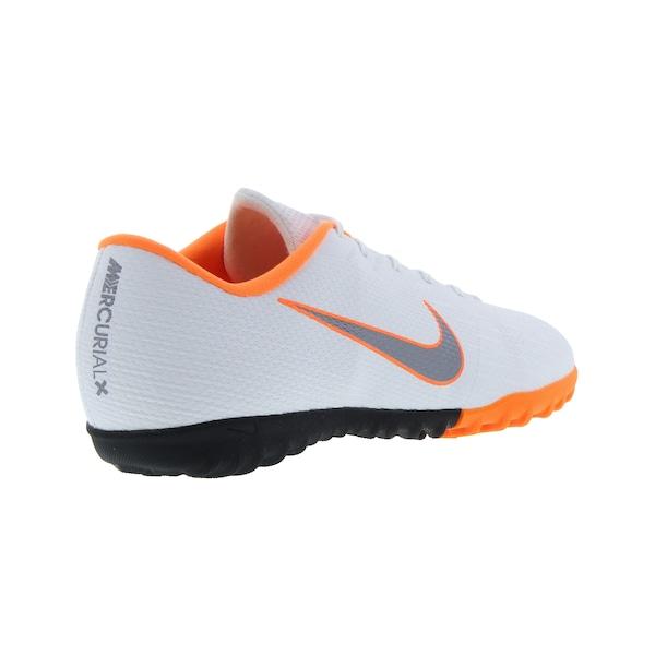 Chuteira Society Nike Mercurial Vapor X 12 Academy TF - Adulto