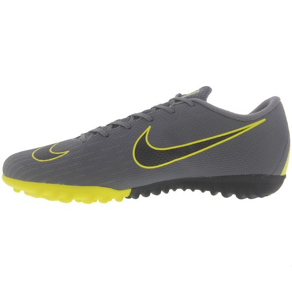 7e119c9a4eb Chuteira Society Nike Mercurial Vapor X 12 Academy TF - Adulto