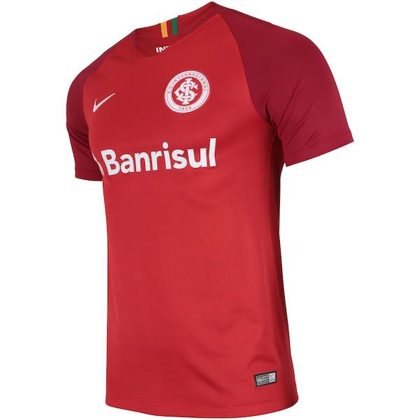 ed0133dab57 Camisa do Internacional I 2018 Nike - Masculina
