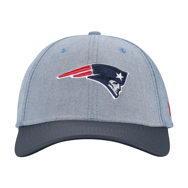 035cd70489 Boné Aba Curva New Era 940 New England Patriots SN Core Denim - Snapback -  Adulto