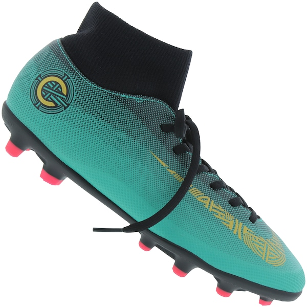 Chuteira de Campo Nike Mercurial Superfly 6 Club CR7 MG - Adulto c80c34df2d2eb