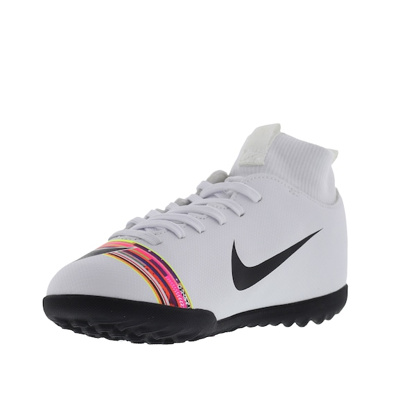 0a20daa93ab Chuteira Society Nike Mercurial Superfly 6 Club CR7 TF - Infantil