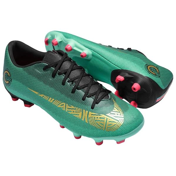 Chuteira de Campo Nike Mercurial Vapor 12 Academy CR7 MG - Adulto bed8183ff4576