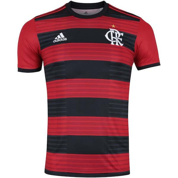 Camisa do Flamengo I 2018 adidas - Masculina