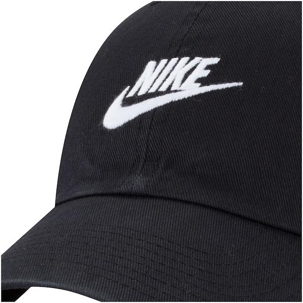 a68cfbf3ccee4 Boné Aba Curva Nike Sportswear H86 Futura Washed - Strapback - Adulto