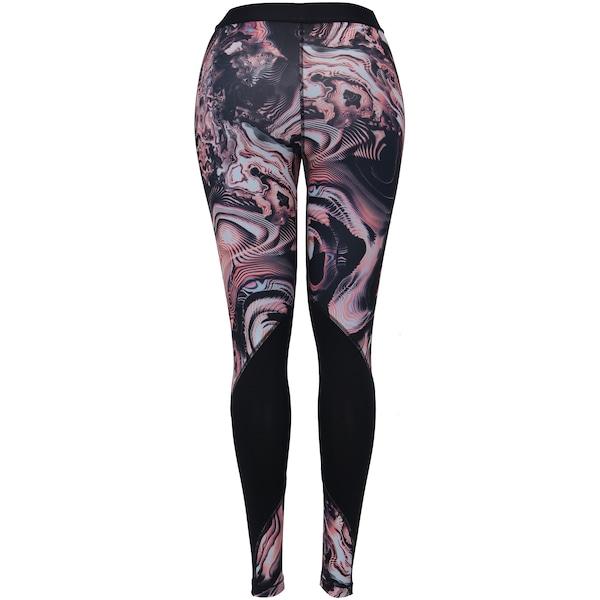 Calça Legging Nike Pro Tight Coral Print - Feminina 492aebbacafbb