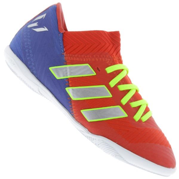 4b46ebfab8 Chuteira Futsal adidas Nemeziz Messi Tango 18.3 IC - Infantil