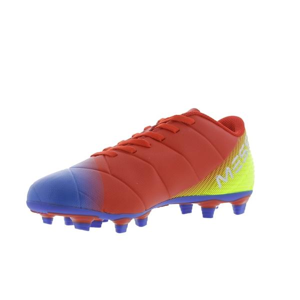766b27c91aa9f Chuteira de Campo adidas Nemeziz Messi 18.4 FXG - Adulto