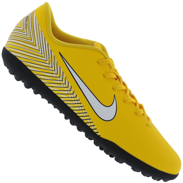brand new a9160 9325f Chuteira Society Nike Mercurial Vapor X 12 Club Neymar Jr. TF - Adulto