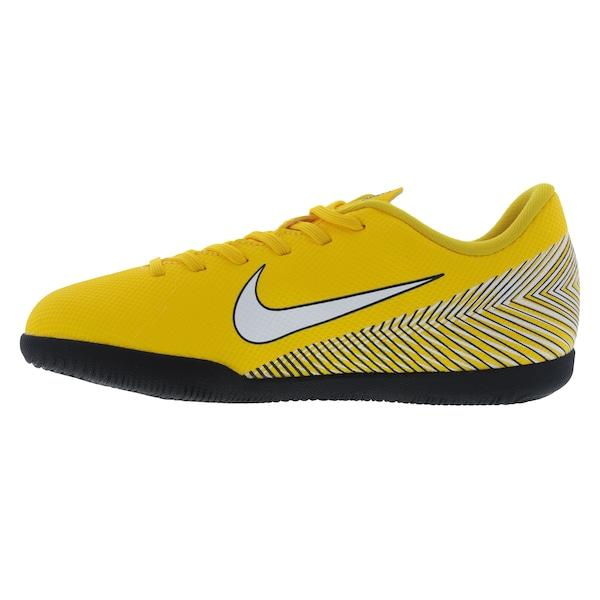 87c5a41f457aa Chuteira Futsal Nike Mercurial Vapor X 12 Club Neymar Jr. IC - Infantil