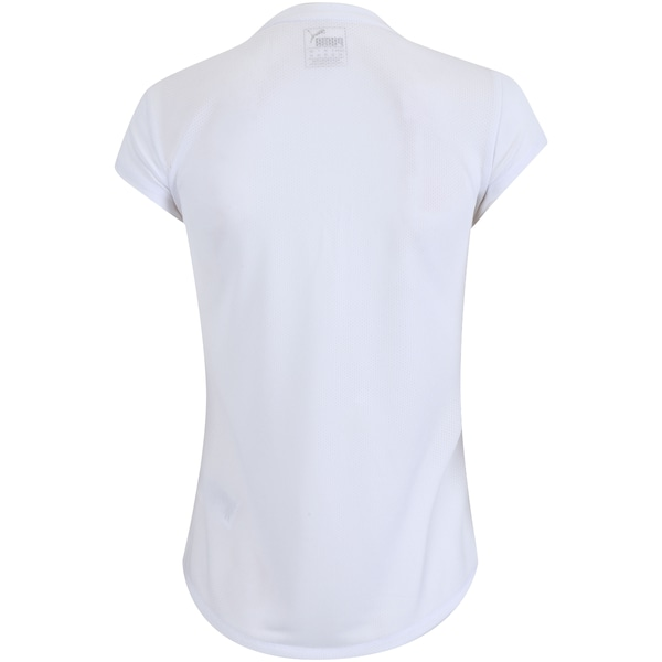 e7086a5337 Camiseta Puma Elevated Ess Cat Heather - Feminina