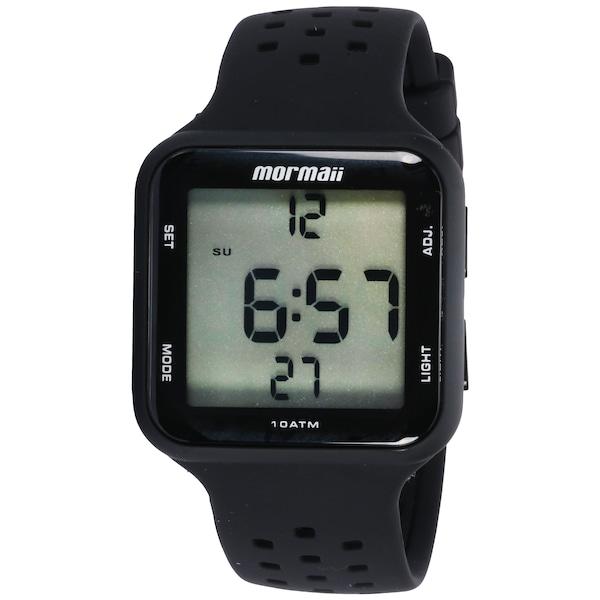 bf4e245504f3f Relógio Digital Mormaii MO6600 - Feminino