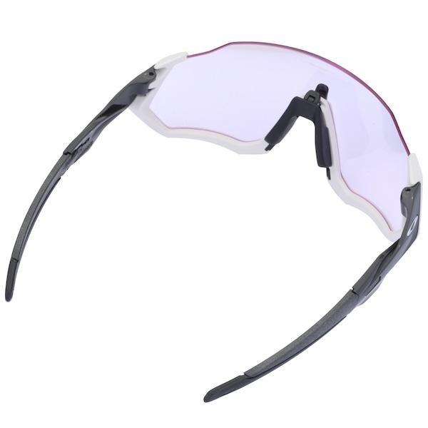 f19879213e039 Óculos de Sol Oakley Flight Jacket Prizm - Unissex