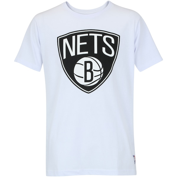 761594db8a Camiseta NBA Brooklyn Nets Big Logo - Masculina