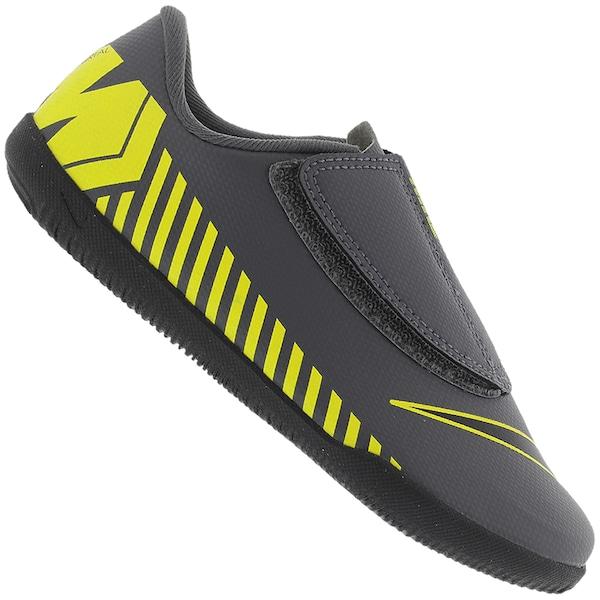 0ed40e6d30 Chuteira Futsal Nike Mercurial Vapor 12 Club IC - Infantil