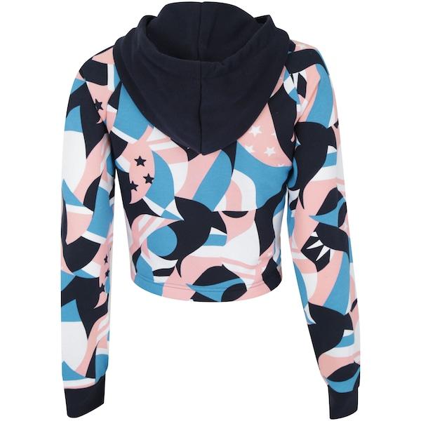 2a948fde474 Blusão de Moletom com Capuz adidas SID Hood AOP - Feminino