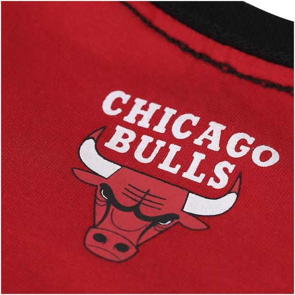 53a3659a04c3b Camiseta NBA Chicago Bulls Sport - Infantil