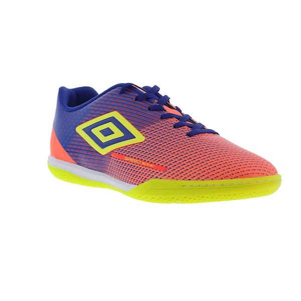 470e072170 Chuteira Futsal Umbro Speed Sonic IC - Adulto