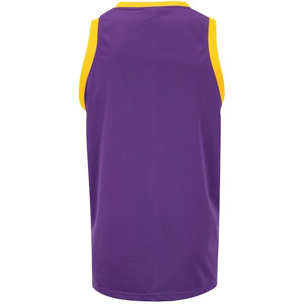 b46ea4494 Camiseta Regata New Era Los Angeles Lakers Versatile Sport Wave - Masculina