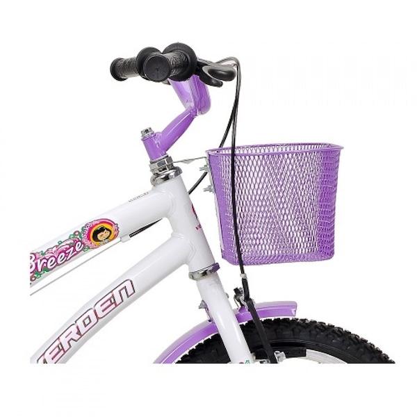 Bicicleta Verden Bikes Breeze - Aro 16 - Freio V-Brake - Feminina