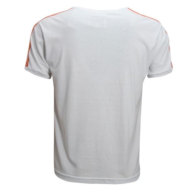 a8dcd0995772b Camisa Retrô Holanda 1974 Branca